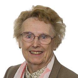 Mrs Eurwen H Edwards, OBE, BEM