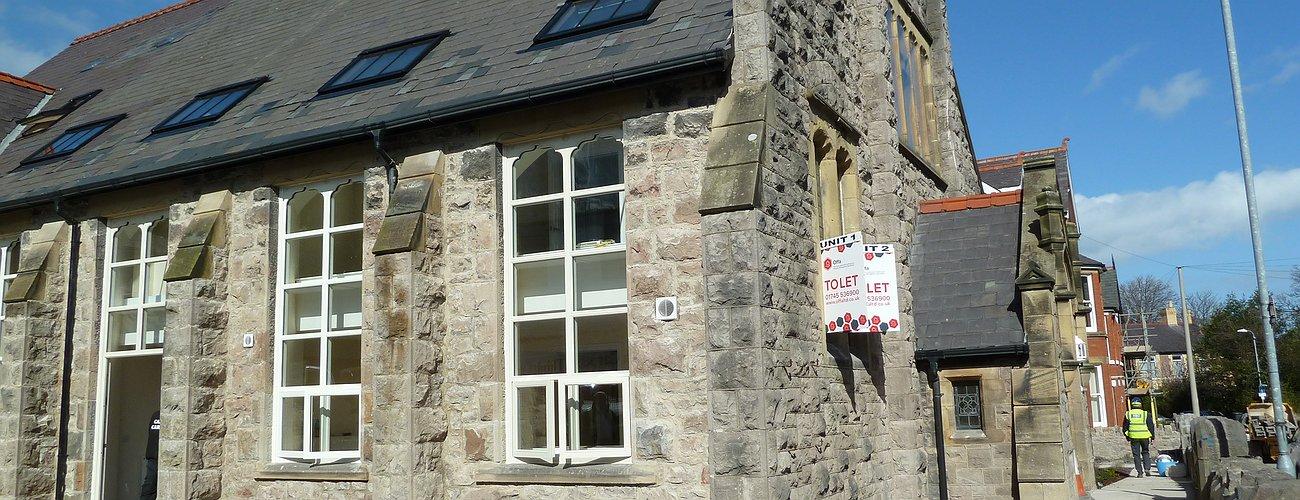 Bethlehem Chapel, Colwyn Bay, Conwy - December 2016 - 001