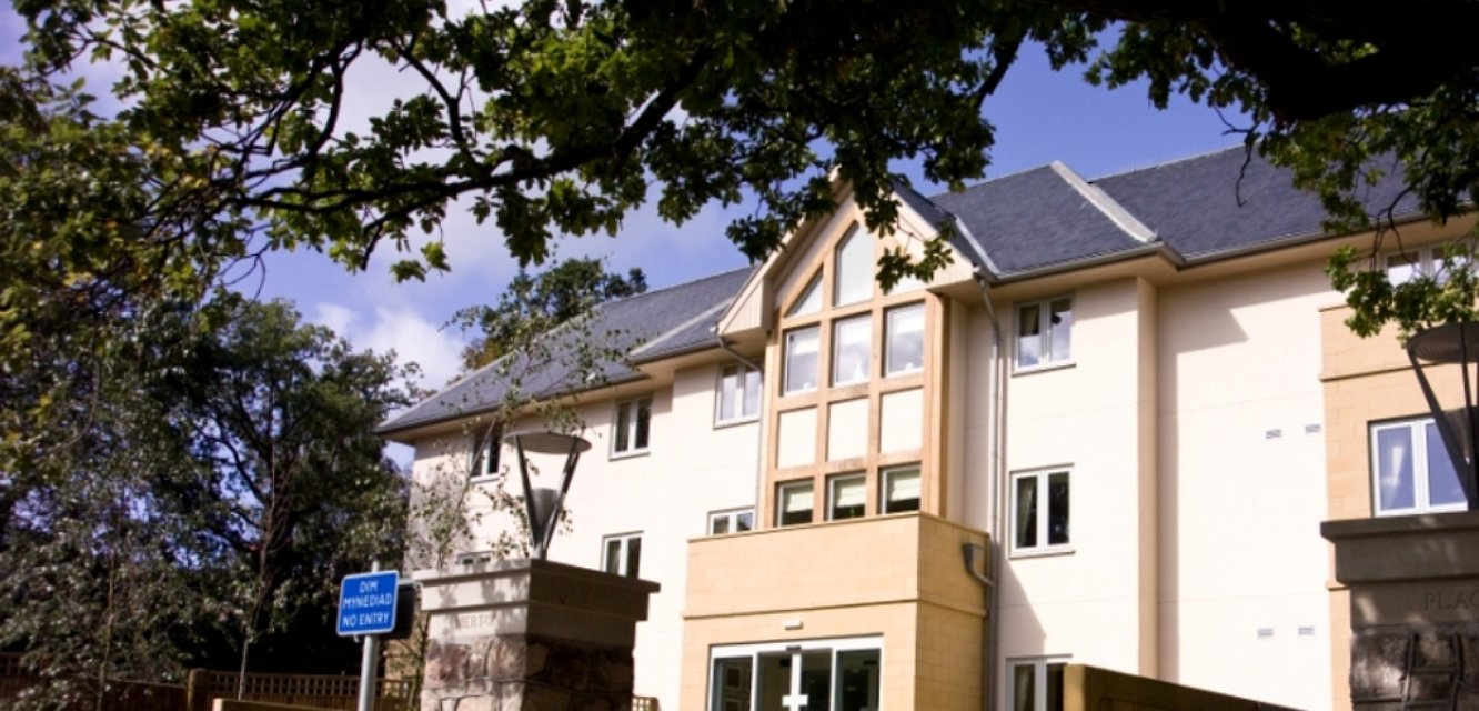 CandS - Older People - Merton Place - External