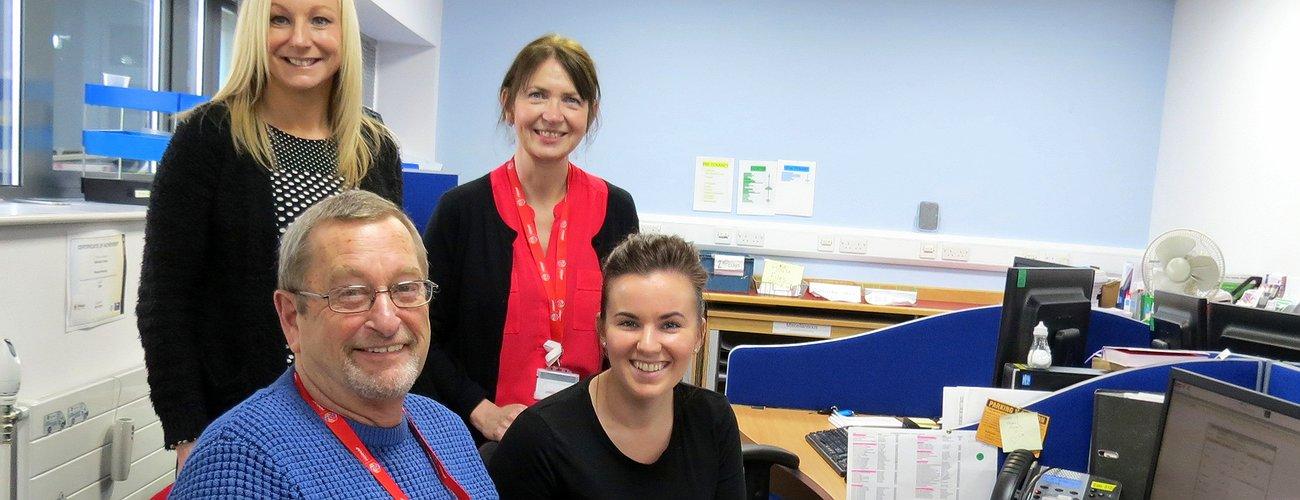 Residents help choose staff at Housing Association - April 2017