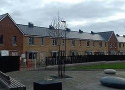 Re-development of Gronant Street and Abbey Street, Rhyl, Denbighshire