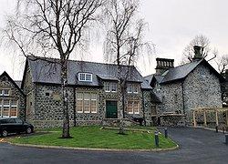 Yr Hen Ysgol Wellbeing Hub, Llanrwst, Conwy