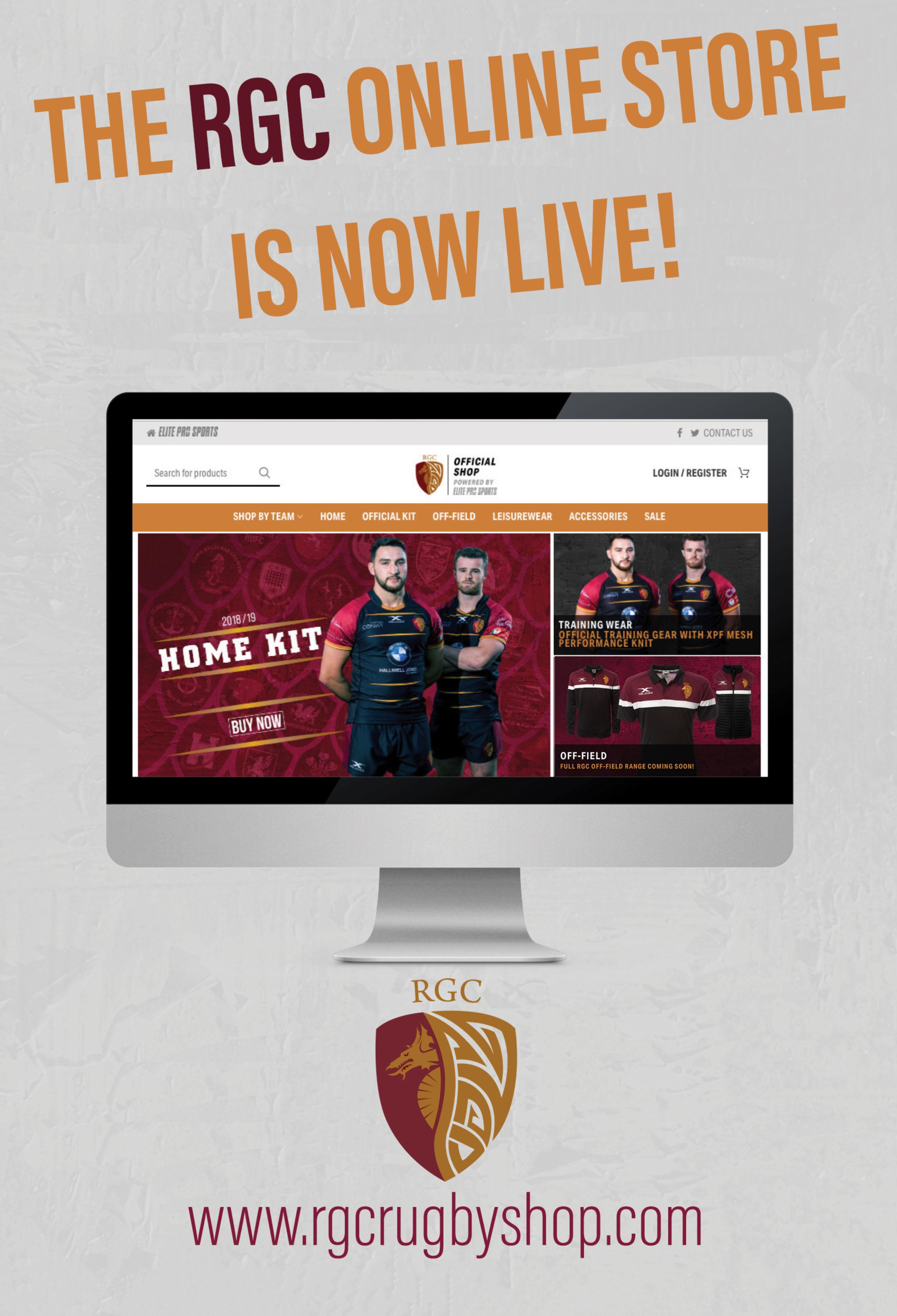 RGC Online Store