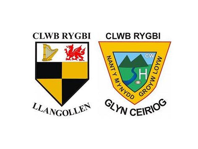 Clwb Rygbi Llangollen & Clwb Rygbi Glyn Ceiriog