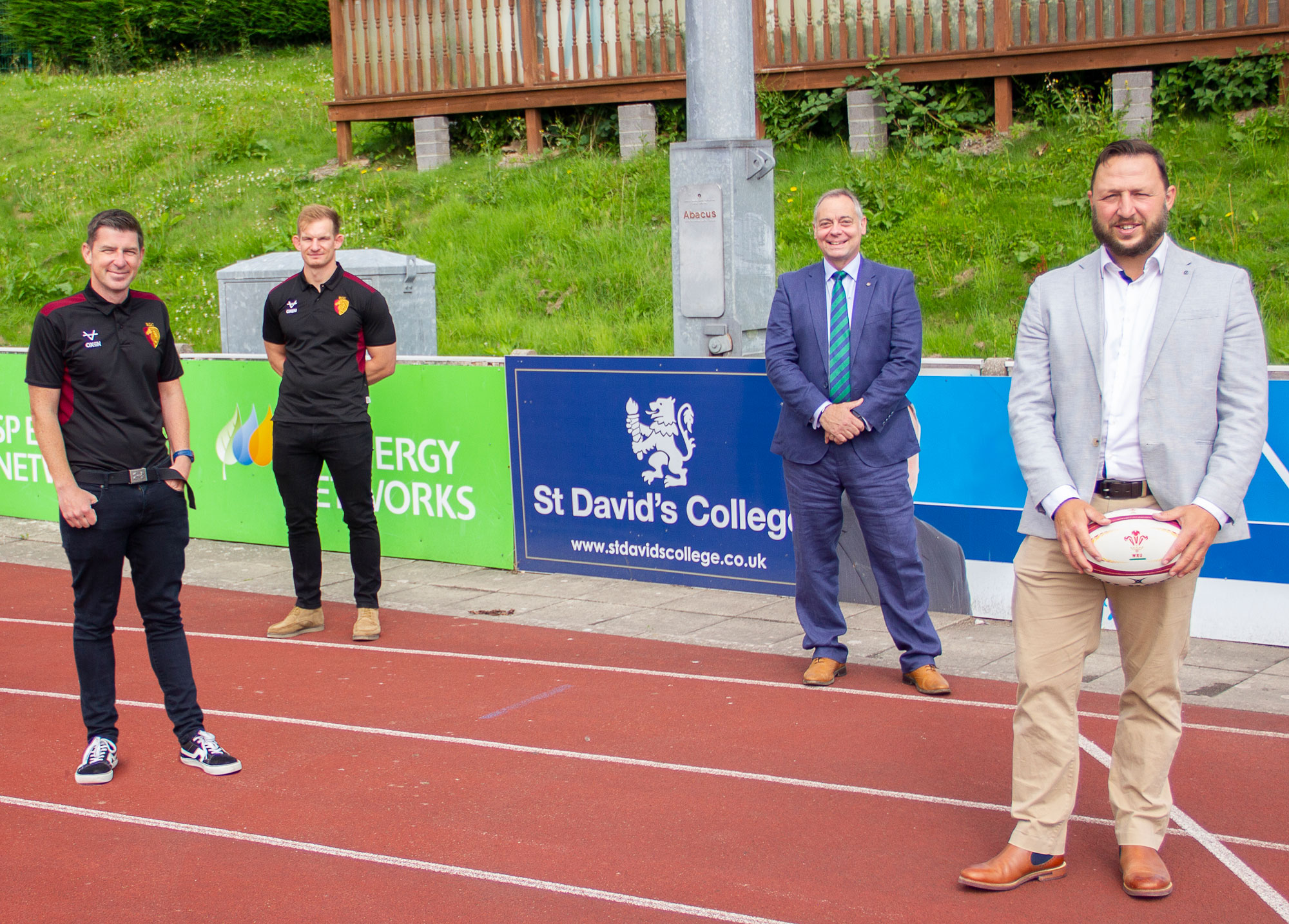 RGC and St David's College Announce New Partnership