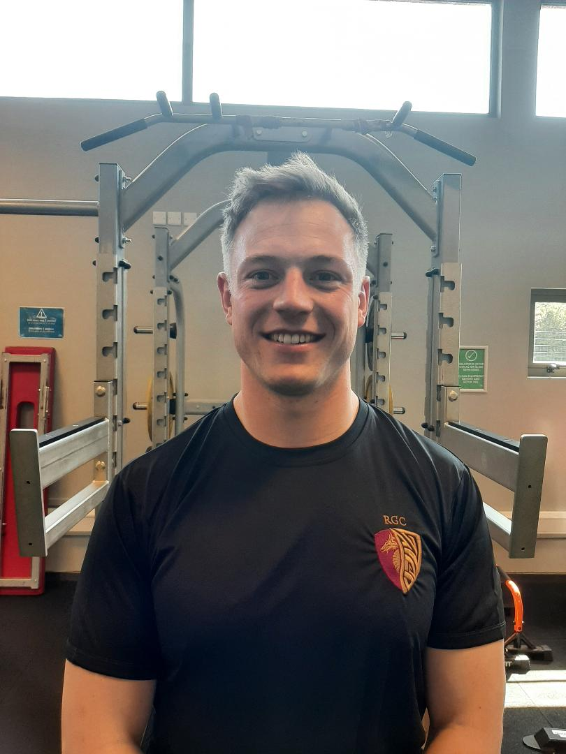RGC Welcome Will to Coaching Set Up