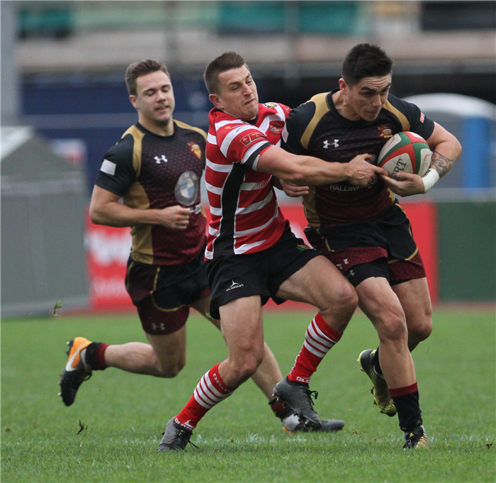 RGC Drive To Top in Drovers Win