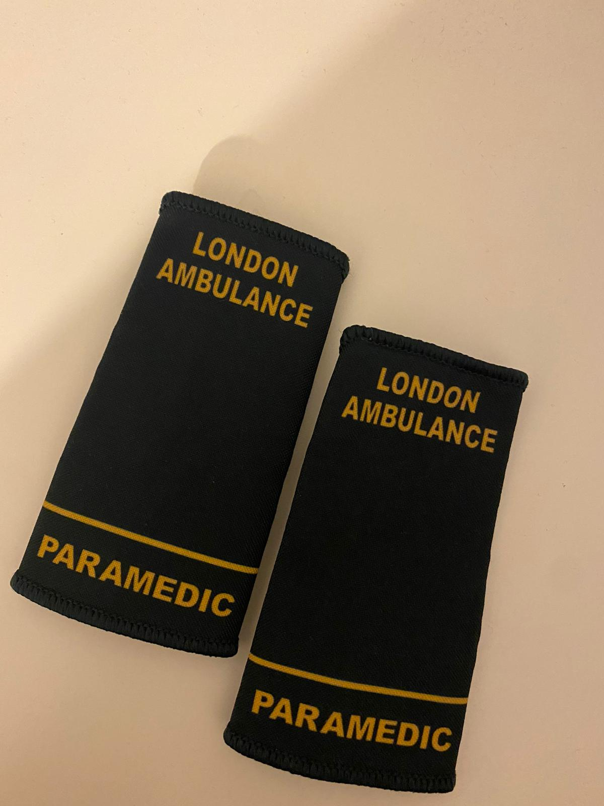 From St Gerards to the London Ambulance Service 2
