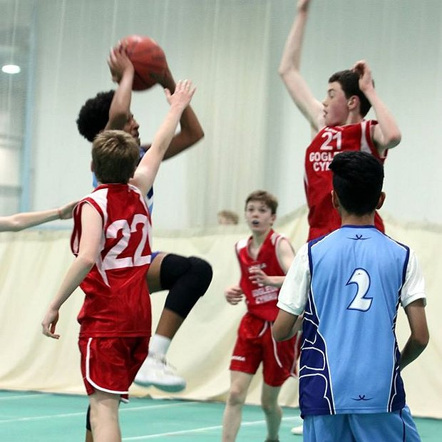 Basketball - Welsh Finals
