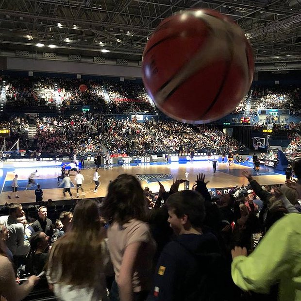 British Basketball League Finals