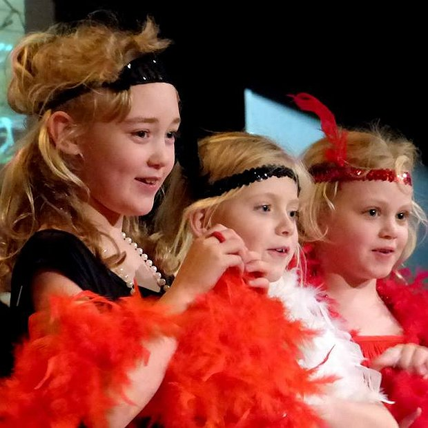 Junior School Panto
