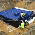 Attenuation Tank - Drainage North Wales