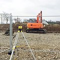 Earthworks - site preparation by Vectorex Construction North Wales 4