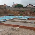 Groundworks project by Vectorex Construction for Anwyl Housing in North Wales 1