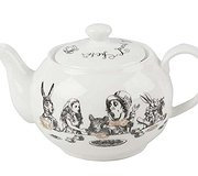 Alice in Wonderland - Boxed Small Teapot