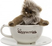 Charlie Bear - Cappuccino