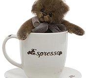 Charlie Bear - Espresso