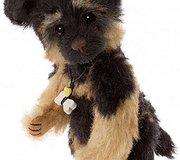 Charlie Bear - Fetch