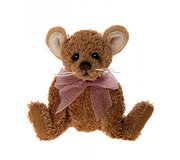 Charlie Bear - Keyring Cheesecloth