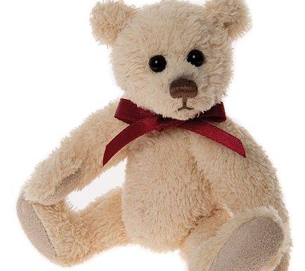 Charlie Bear - Keyring Linen