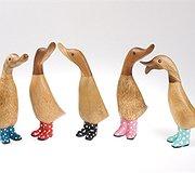 Dcuk - Spotty Welly Ducklings