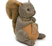 Dora Design - Hazelnut Brown Squirrel - DS85
