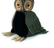 Dora Design - Lord Oliver Wise Owl Doorstop - DS110