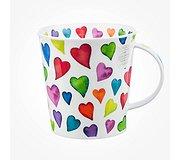 Dunoon - Hearts Mug