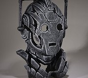 Edge Sculpture - Cyberman