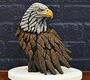 Edge Sculpture - Eagle Bald