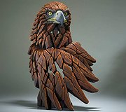 Edge Sculpture - Eagle Golden