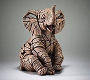 Edge Sculpture - Elephant Calf