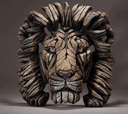 Edge Sculpture - Lion