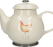 Feather Lane China - Teapot
