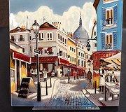 Fiesta Studios - Cafe Street Scene