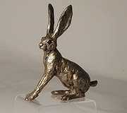 Frith Sculptures - Alarmed Hare