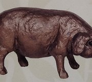 Frith Sculptures - Boris Pig Standing