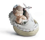 Lladro - Comforting Dreams