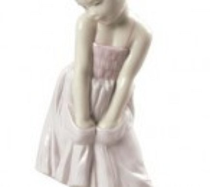 Lladro - Sweet Shyness