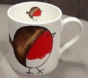 Redwood - Robin Mug