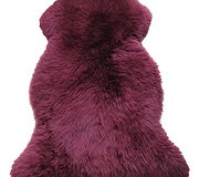 Sheepskin Rug - Mulberry