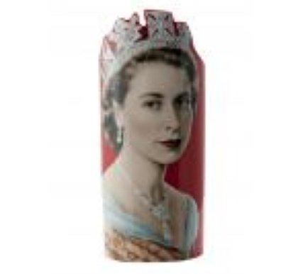 Silhoette d'art - Queen Elizabeth II