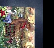 Top Model - Dino World Sticker Fun