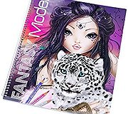 Top Model - Fantasy Tiger