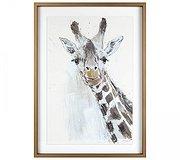 Art Marketing - Jeffrey the Giraffe