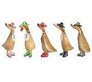 Dcyuk - Floral Hat Ducklings