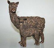 Frith Sculptures - Alpaca and Cria