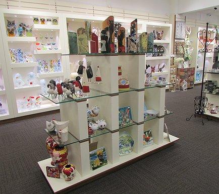 Beswick vase display