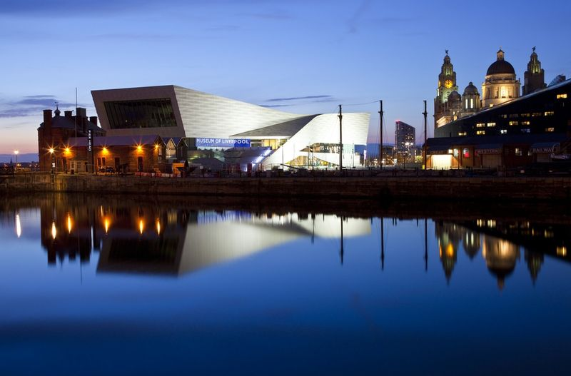 Liverpool – refreshed and renewed: