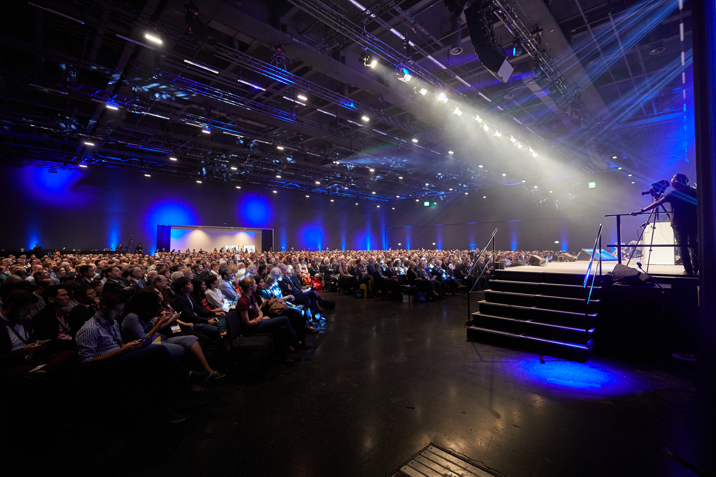 Growing one of the world's largest medical education congresses to deliver record revenues